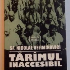 TARAMUL INACCESIBIL, MARTURII DIN DACHAU de NICOLAE VELIMIROVICI, 2007 - Carti Crestinism