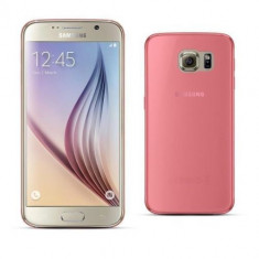 Husa Samsung Galaxy S6 Edge Plus Ultraslim Corai - Husa Telefon, Silicon