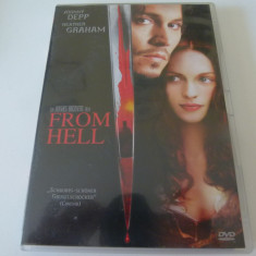 From Hell - dvd