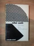 FORMELE LIRICII PORTUGHEZE de MIHAI ZAMFIR , 1985