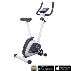 Bicicleta magnetica inSPORTline inCondi UB30m - Bicicleta fitness inSPORTline, Bicicleta verticala magnetica, Max. 120