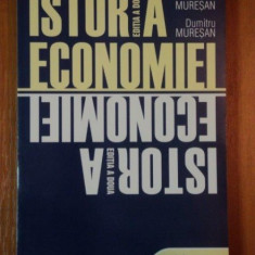 ISTORIA ECONOMIEI ED. II-a de MARIA MURESAN, DUMITRU MURESAN - Carte Marketing