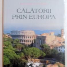 CALATORII PRIN EUROPA de BILL BRYSON, 2015 - Carte Geografie