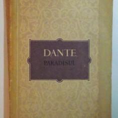 DIVINA COMEDIE, PARADISUL de DANTE ALIGHIERI, 1957 - Roman