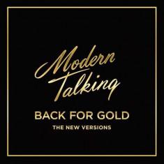 Modern Talking - Back For Gold ( 1 CD ) - Muzica Pop