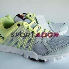 Adidasi Reebok Yourflex 8 -36, 42EU- produs original, factura si garantie - Adidasi barbati Reebok, Culoare: Gri