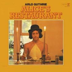 Arlo Guthrie - Alice's Restaurant -Mono- ( 1 VINYL ) - Muzica Pop