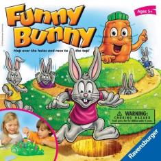 Joc Funny Bunny in limba romana Ravensburger