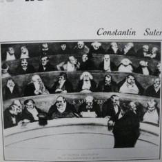 HONORE DAUMIER- CONSTANTIN SUTER, BUC. 1980 - Carte Istoria artei