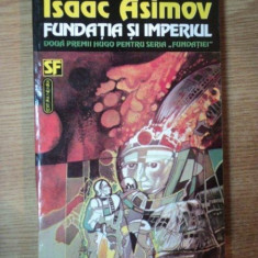 FUNDATIA SI IMPERIUL de ISAAC ASIMOV - Nuvela