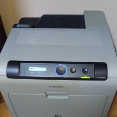 Imprimanta laser color profesioanala Samsung CLP 620 resoftata, DPI: 1200