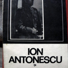 Ion Antonescu si Garda de fier - Istorie