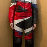 Combinezon Moto Dama MQP Marime: 40 Geaca Moto + Pantaloni Moto