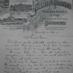 FABRICA SI RAFINARIE DE SPIRT, FABRICA DE BORHOT ANDREI POPOVICI, LITOGRAFIE 1884
