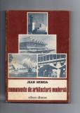 Monumente de arhitectura moderna -Jean  Monda