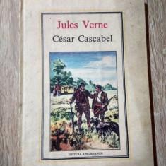 Jules Verne - Cesar Cascabel , nr. 39 [1988]