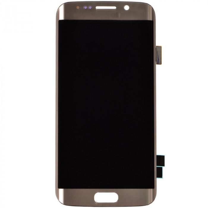 Display LCD + Touchscreen Samsung Galaxy S6 Edge G925 Gold Swap