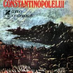 Căderea Constantinopolelui de Vintilă Corbul - Roman istoric