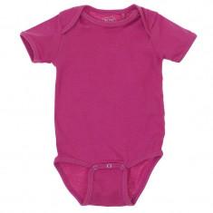 Body magenta pentru bebelusi