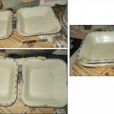 2 salatiere elegante portelan KOENIGSZELT - SILESIA - Bol