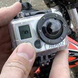 Gopro hero2 camera video
