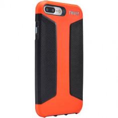 Husa Protectie Spate Thule TAIE3127FC/DS Atmos X3 Slim Anti-Shock Portocaliu pentru Apple iPhone 7 Plus, iPhone 8 Plus - Husa Telefon THULE, iPhone 7/8 Plus, Plastic, Carcasa
