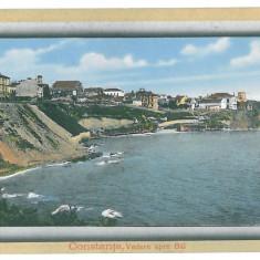 3987  - CONSTANTA, Faleza - old postcard - unused, Necirculata, Printata