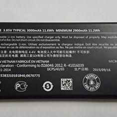 Acumulator Microsoft Lumia 950 cod BV-T5E produs nou original, Alt model telefon LG, Li-ion