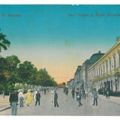4005 - TURNU SEVERIN - old postcard - unused - Carte Postala Oltenia 1904-1918, Necirculata, Printata