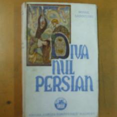 Divanul persian persan Mihail Sadoveanu Bucuresti 1943 ilustratii Bordenache