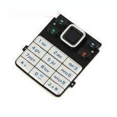 Tastatura Nokia 6300 Gri/Negru Original