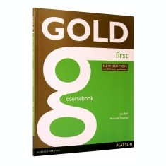 Gold First New Edition Coursebook - Manual - Certificare
