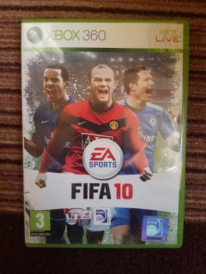 FIFA10 xbox360 foto