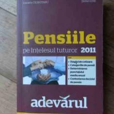 Pensiile - Daniela Ciobotaru Stefan Ene, 538948 - Carte de vanzari
