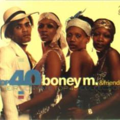 Boney M - Top 40 - Boney M. and.. ( 2 CD ) - Muzica Pop
