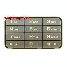 Tastatura Nokia 3250 (Numeric) Gri Original - Tastatura telefon mobil