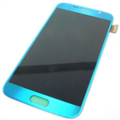 Display LCD + Touchscreen Samsung Galaxy S6 G920 Azur-Blue Swap