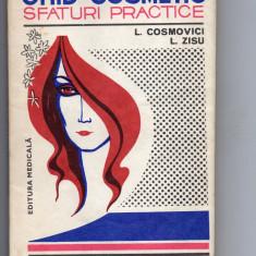 GHID COSMETIC, SFATURI PRACTICE - L. COSMOVICI, L. ZISU - Carte design vestimentar
