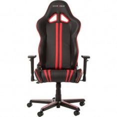 Scaun Gaming DXRacer Racing R9 Black Red