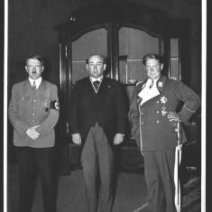 1936 -50 cartonase tigari propaganda nazista, Hitler, al III-lea Reich - Fotografie veche