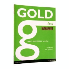 Gold First New Edition Maximiser with Key - Caiet - Certificare