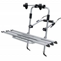 Suport biciclete Menabo Logic 3 pentru 3 biciclete cu prindere pe haion - Suport Bicicleta