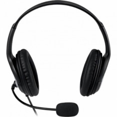 Casti Microsoft LifeChat LX-3000, USB, Microfon, Negru/Argintiu - Casca PC