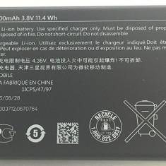 Acumulator Microsoft Lumia 640 XL cod BV-T4B produs nou original, Li-ion