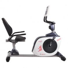 Bicicleta magnetica recumbent inSPORTline Nahary - Bicicleta fitness inSPORTline, Bicicleta orizontala