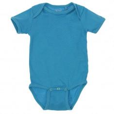 Body turcoaz pentru bebelusi