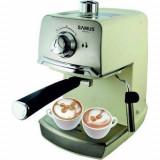 Espressor cafea Samus Aroma 850W 15 Bari 1.2L Crem, Manual