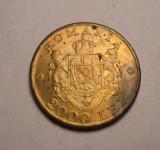 2000 lei 1946 UNC