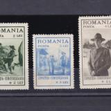 1931 - Expozitia Cercetaseasca - serie completa - MNH  - rar !!!, Istorie, Nestampilat