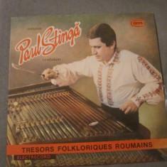 Vinil tambal - Muzica Lautareasca electrecord